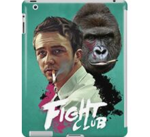 Fight Club Harambe  iPad Case/Skin