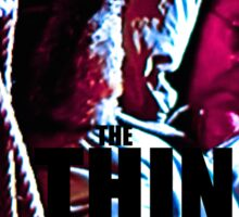 THE THING 6 Sticker