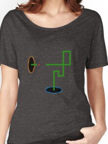 Snaking through Portals Women's Relaxed Fit T-Shirt