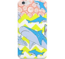 Shark Infested Waters iPhone Case/Skin