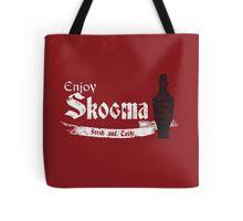 Enjoy Skooma: The Elder Scrolls Tote Bag