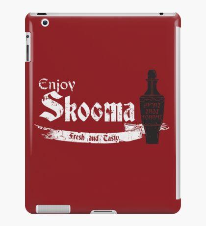 Enjoy Skooma: The Elder Scrolls iPad Case/Skin