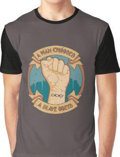 Bioshock - A Slave Obeys Graphic T-Shirt