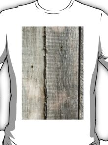 Wooden boards T-Shirt