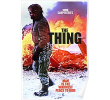 THE THING 7 Poster