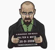 Walter White is a Movie Maniac by TheMovieManiacs