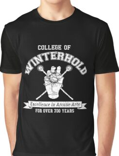 Skyrim - College of Winterhold Graphic T-Shirt