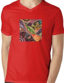 The Joy of Design IV Mens V-Neck T-Shirt