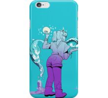 Tidal Witch (gradient)  iPhone Case/Skin