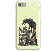 Anteater Knight iPhone Case/Skin