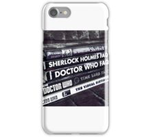 Favorite Books iPhone Case/Skin