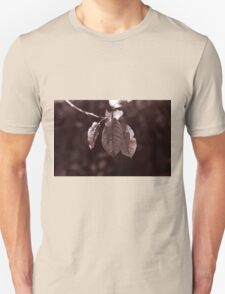 The Hanging Leaves Unisex T-Shirt