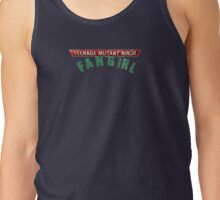 Teenage Mutant Ninja Fangirl Tank Top