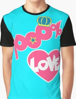 1000% LOVE! Graphic T-Shirt