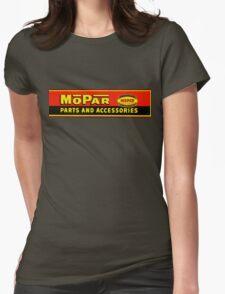 Vintage Mopar Womens Fitted T-Shirt