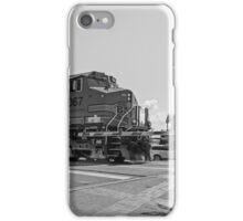 Big Locomotive iPhone Case/Skin