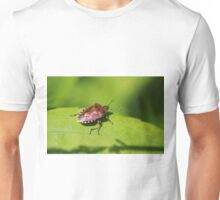 Forest shield bug Unisex T-Shirt