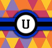 Monogram U by Bethany-Bailey