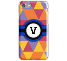 Monogram V iPhone Case/Skin