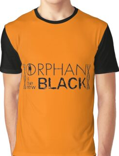 Orphan Is The New Black Graphic T-Shirt