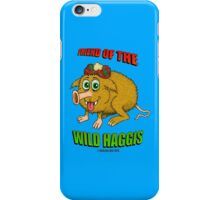 Friend of The Wild Haggis iPhone Case/Skin