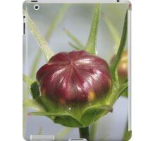 Spiked Flower Head iPad Case/Skin