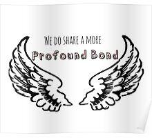 Supernatural Profound Bond Poster