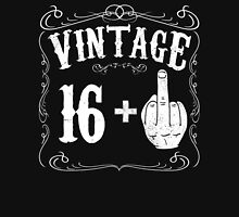 Vintage middle finger salute 17th birthday gift funny 17 birthday 1999 Unisex T-Shirt