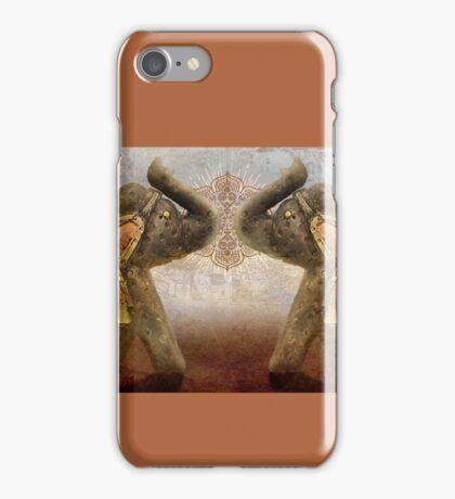 Elephants I  iPhone Case/Skin