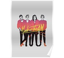 WON'T YOU STAY 'TILL THE AM. Poster