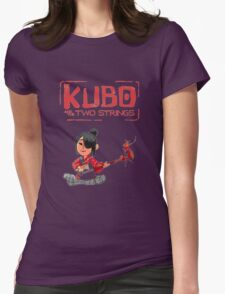 Kubo Movie Womens Fitted T-Shirt