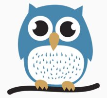 Sweet & cute owl Kids Clothes