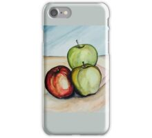 Apples in color iPhone Case/Skin