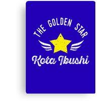 Kota Ibushi: The Golden Star Canvas Print