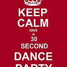 Grey's Anatomy Fans Keep Calm And Dance ! by lloydj3