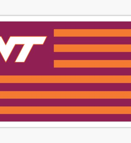 Hokie Nation Sticker