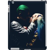 Harley Quinn & The Joker  iPad Case/Skin