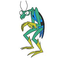 Zorak Photographic Print