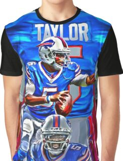 Tyrod Taylor - Name Series Graphic T-Shirt