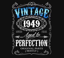 Vintage 1949 aged to perfection 67th birthday gift for men 1949 birthday Unisex T-Shirt