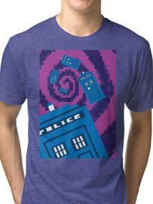 Pixel Who? Tri-blend T-Shirt