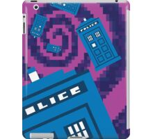 Pixel Who? iPad Case/Skin