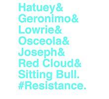 Resistance Photographic Print
