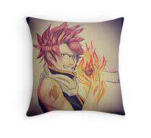 Natsu Throw Pillow