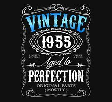 Vintage 1955 aged to perfection 61st birthday gift for men 1955 birthday Unisex T-Shirt