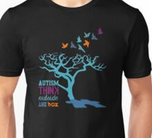 Autism Awareness Ribbon Unisex T-Shirt