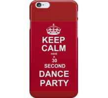 Grey's Anatomy Fans Keep Calm And Dance ! * laptop skins, and mugs added * iPhone Case/Skin