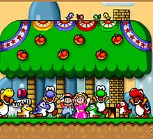 Super Mario World by likelikes