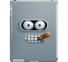 Bender 3D Futurama iPad Case/Skin
