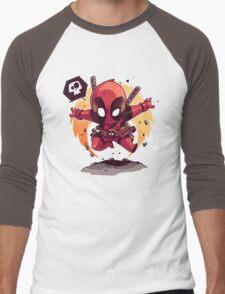 deadpool Men's Baseball ¾ T-Shirt